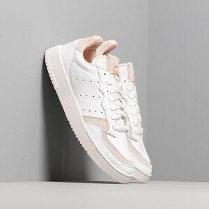 adidas Originals adidas Supercourt Ftw White/ Ftw White/ Crystal White  - White - Size: 12