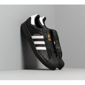 adidas Originals adidas Superstar Laceless Core Black/ Ftw White/ Core Black  - Black - Size: 9.5