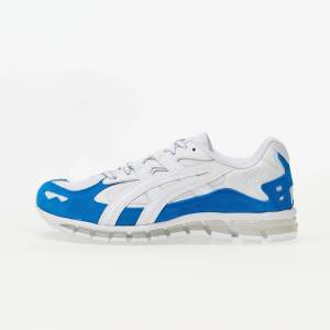 Asics Gel-Kayano 5 360 White/ Electric Blue  - White - Size: 12