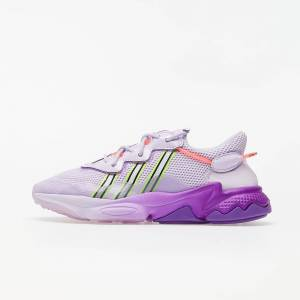 adidas Originals adidas Ozweego W Blizard Purple/ Ftw White/ Signature Pink  - Purple - Size: 7