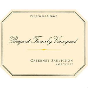 Bryant Family Vineyard Cabernet Sauvignon 2015