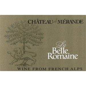 Louis Magnin Chateau Merande La Belle Romaine 2016