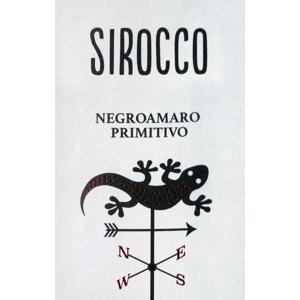 """"""""""" Angelo Rocca Figli Sirocco Negroamaro Primitivo 2018"""