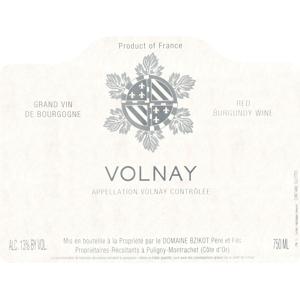 Bzikot Volnay 2017