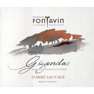 """"""""""" Domaine Di Fontavin Cuvee Sauvage Gigondas 2017"""