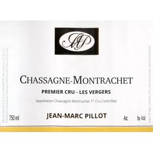 Jean Michel Pillot Jean Marc Pillot Vergers Chassagne Montrachet 1er Cru 2017