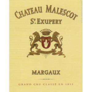 Malescot St. Exupery Chateau Malescot St. Exupery 2014