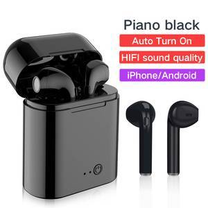 Free Shipping Fashionable I7S Binaural Call Auriculares Truely Wireless Bluetooth Earbuds