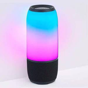 Colorful LED Mini Bluetooth Speaker with TF USB Wireless Portable Music Sound Box Loudspeakers For Phone PC bluetooth speaker