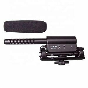 Takstar SGC-598 Condenser Video Recording Microphone for Nikon Canon Sony DSLR Camera, Vlogging Interview Microphone sgc 598