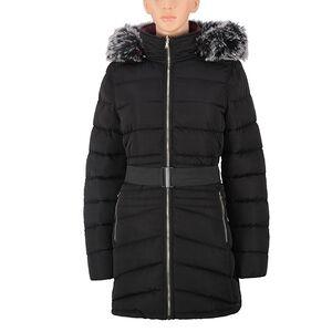 Reversible Coat Fashion  Warm Lady Long  Winter Women Down  Jacket