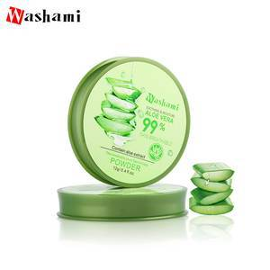 99% aloe vera extract compact & thin complexion balance lcare asting waterproof breathable makeup powder