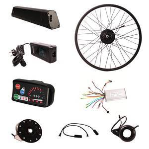 20 26 28 inch 700c 29 wheel front - rear drive hub motor europe 250w N/A 500w 750w 1000w diy electric bicycle conversion  kit