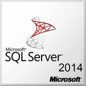 Original OEM Microsoft SQL Server 2014 Standard English OPK 64bit DVD Online Activation