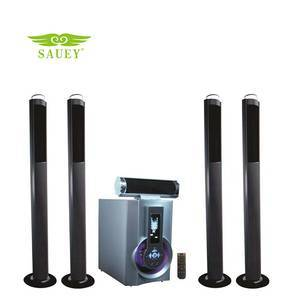 active home theatre system 5.1 7.1 theater speaker  karaoke  wireless  system