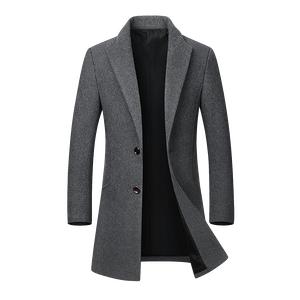 2018 Latest desgin thermal warm quarter Long softshell jacket men