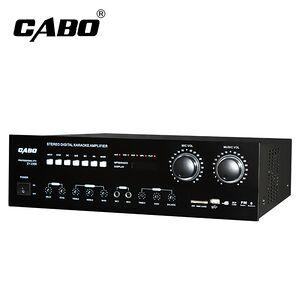 CABO 200W professional audio karaoke amplifier power amplifier conference amplifier