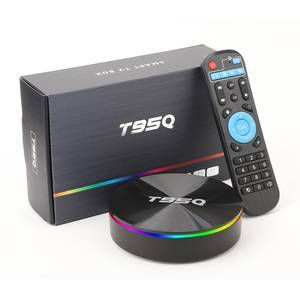 Colorful Light 4K S905X2 BT 4.2 Media Player Android 8.1 4GB 64GB Global Android Tv Box T95Q