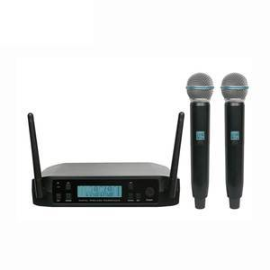 BA240 cheap price manufacturer quality karaoke wireless microphone professional uhf mic