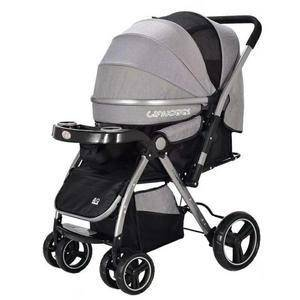 Baby carriage folding adjustable and portable Large space baby carriter