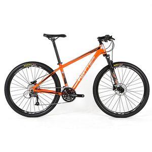 China OEM factory wholesale  cheap  bici 26 27.5 29 inch orange aluminium mountain bike bicycle