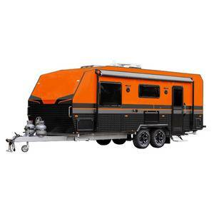 2019 NEW  Off Road Camping  Caravan Travel  Trailer Manufacturer (widened the Forces off-road capabilities)