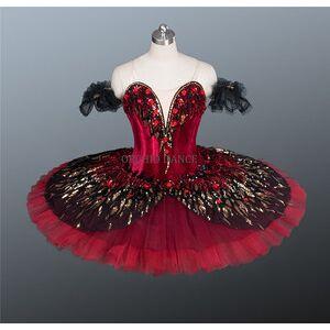 Wholesale Custom Size Women Adult Performance Wear Ballet Tutu Costume
