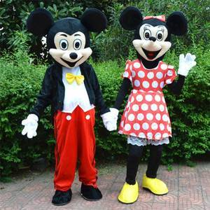 fashion classic halloween carnival party funny commercial cartoon animal adult mouse mascot costumes