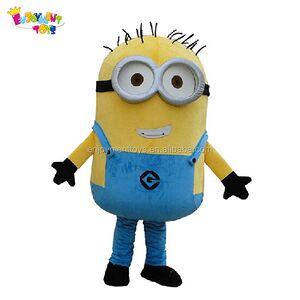 Enjoyment CE cartoon character minion mascot costume for sale