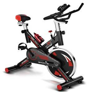Spinning bicycle home exercise bike ultra-quiet indoor sports fitness equipment