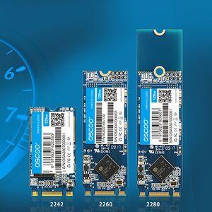 2260 2280 M.2 SSD 480GB NGFF SSD 540/390MB/s for Ultrabook/Intel platform Laptop Desktop Solid-State Drives