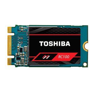 TOSHIBA 3D NAND RC100 Internal SSD 120GB M.2 NVMe PCIe Gen3x2 Internal Hard Disk For Laptop PC