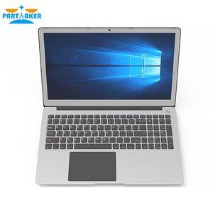 Partaker L3 i5 8250U Quad Core 15.6 inch Laptop Computer UltraSlim Laptop with Bluetooth WiFi Backlit Keyboard