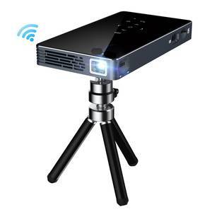 Hot selling New Cheapest Latest Led Portable Mini Pocket Projector P8I Smart Beamer from Factory