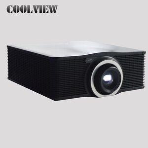 DLP 3LCD HDMI DVI support wuxga 1920x1200 15000 lumens edge blending built in video projector 15000 lumen