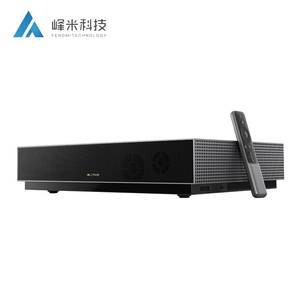 High resolution Feng Mi Newest Product  3840*2160p 1700 ANSI lumens ultra short throw real 3d 4k led projector