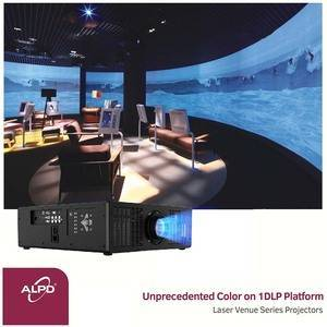 15000 ANSI Lumens Projector with 1920*1200p Support 4K Projector for Concert/Outdoor Advertising/3D Mapping/Museum/Mall/Cinema