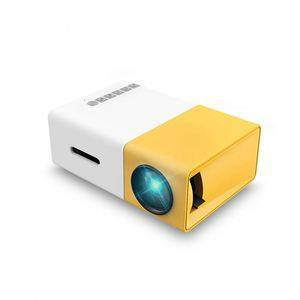 Made In China Home Theater Portable Mini Projector Yg-300 600 Lumens Laser Projector 1920*1080P Yg300