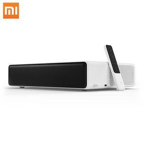 Xiaomi Mi Laser Projector 1080p Native Resolution 4K Support MIUI TV Quad-Core CPU ALPD 3.0 Laser Light Source 5000 lumen
