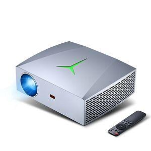 Newest!! VIVIBRIGHT F40 full HD portable DLP phone projectors home theater not pocket mini projector 1920*1080p 4200Lumens