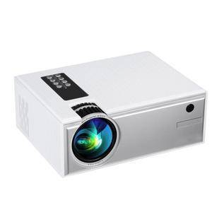 Portable CHEERLUX C8 HD Projector Home Theater LCD LED 1080P Projector 720p mini projector
