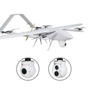 BABY SHARK 260  Long Endurance Fixed Wing VTOL UAV Drone for Surveillance and Inspection