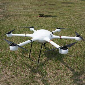 GAIA120 Aerial  Long Distance  UAV Drone for Survey and Surveillance