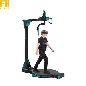Virtual Reality Shooting Game VR Walking Treadmill 9D Kat Walk VR Walker Omni