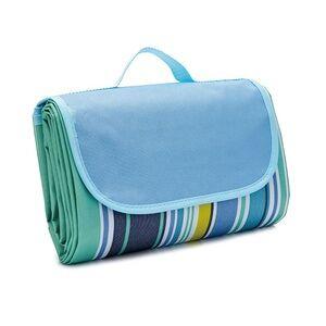 Customized Color Waterproof Pocket Picnic Camping Mats Moving Travel Picnic Blanket