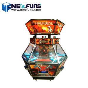 Amusement game center Coin operated casino coin pusher game machine for sale