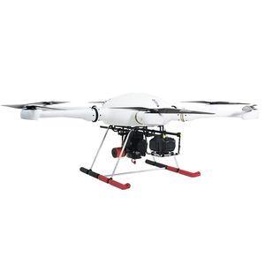 GAIA 160  Gasoline-Electric Powered Long Duration Hybrid UAV Drone