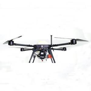 THEA 140 10L Payload Hybrid Agricultural Spraying Pesticide UAV Drones  Plant Protection Aircraft