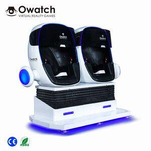 Top Sales ! Owatch VR Chair 9D Virtual Reality Cinema VR Amusement Park Rides