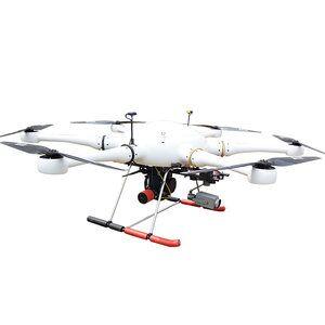 GAIA-160HY Aircraft uav drone hybrid for long flight time